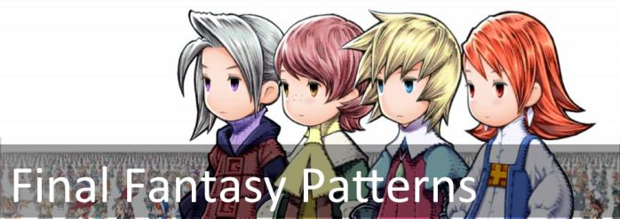 FinalFantasyPatterns