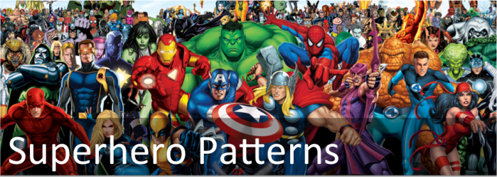 SuperheroPatterns