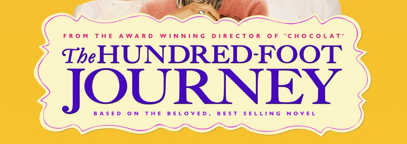 """the hundred foot journey review Don't let the title fool you a lot of ground is covered in richard c morais's first novel, """"the hundred-foot journey"""": close to 25 million feet, by my count, from india to england and."""