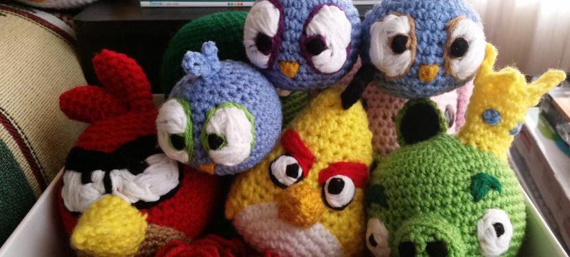 Make your own Angry Birds!