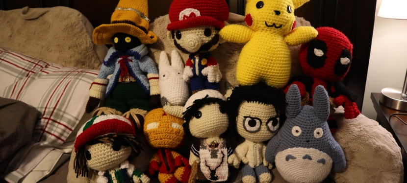 Crocheted Commission orders